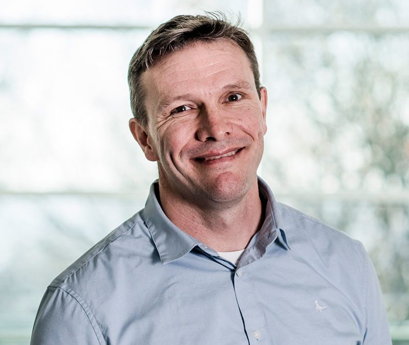 Isogenica Team Member Bill Eldridge